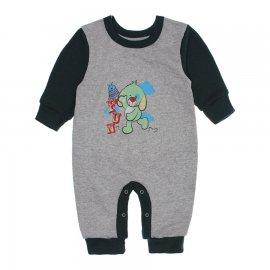 Imagem - Macacão para Bebê Menino Lapuko - 10262-macacao-menino-verde-escuro