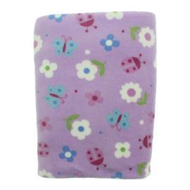 Imagem - Manta Bebê em Microfibra Fleece Lapuko - 9738-manta-fleece-Lapuko-flores