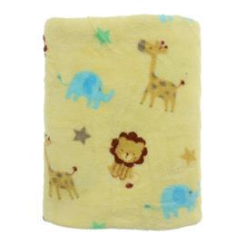 Imagem - Manta Bebê em Microfibra Fleece Lapuko - 9738-manta-fleece-lapuko-zoo
