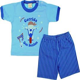 Imagem - Pijama Infantil Verão Summer - 6115 - Corrida