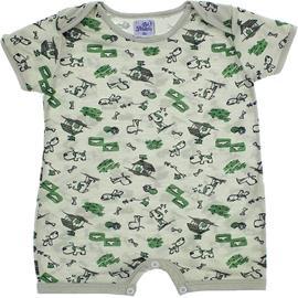 Imagem - Pijama Infantil para Menino Verão Dog - 5851 - Cinza