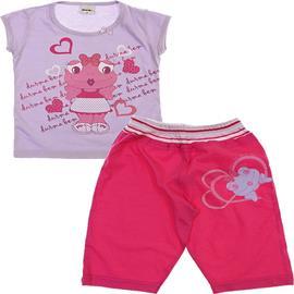 Pijama Infantil Menina Frog