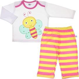 Imagem - Pijama de Menina Criança Zig Mundi 6702 - 6702-fly
