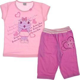Imagem - Pijama Infantil Menina Chacabrú - 6140-pijama-infantil-menina-rosa
