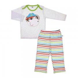 Imagem - Pijama para Criança Menino Zig Mundi - 6701-Pijama Zig Mundi Pirata