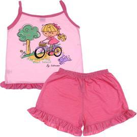 Pijama Infantil Menina Izi Dreams