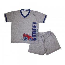 Imagem - Pijama Infantil Menino Izi Dreams - 6055 - Street