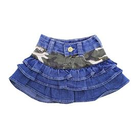 Saia Jeans Color Mini - Cod. 7734