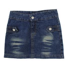 Saia Jeans Infantil - 9791