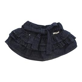 Imagem - Saia Jeans Infantil Babados 4827 - 4827mod.1