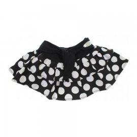 Imagem - Saia Shorts Infantil Bolinhas 6341 - 6341 Saia Shorts Bolinhas