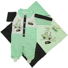 Saída de Maternidade Urso Teddy 5473