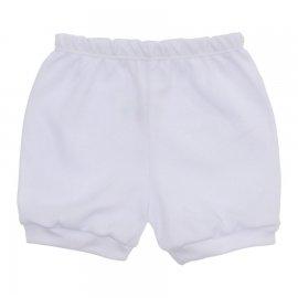 Imagem - Short Bebê Canelado Lapuko - 10240-short-canelado-branco