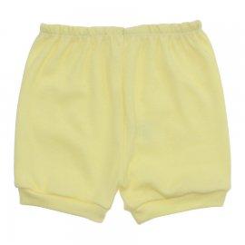 Imagem - Short Bebê Canelado Lapuko - 10240-short-canelado-amarelo