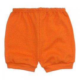 Imagem - Short Bebê Canelado Lapuko - 10240-short-canelado-laranja