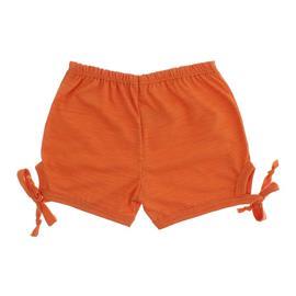 Imagem - Short com Lacinho em Malha - 10104-short-lacinho-laranja