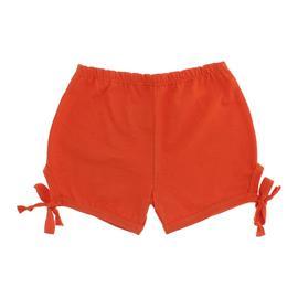 Imagem - Short com Lacinho em Malha - 10104-short-lacinho-laranja-flame