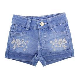 Imagem - Short Jeans Kookabu Menina - Cod. 7732 - 7732 Short KK143