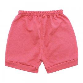 Imagem - Short para Bebê em Moletinho - 10098-short-moletinho-chiclete