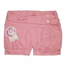 Imagem - Shorts Sarja de Bebê 4578 - 4578-short-sarja-rosa-chiclete