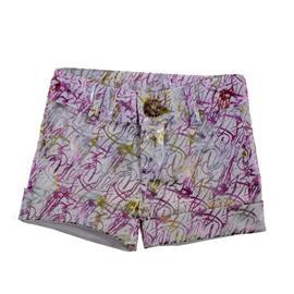 Imagem - Shorts em Sarja Infantil 8612 - 8612mod1