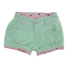 Imagem - Shorts Pique Infantil Menina cod. 8359 - 8359