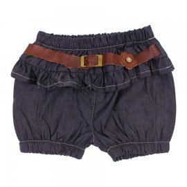 Imagem - Shorts Jeans com Cinto  - 6446