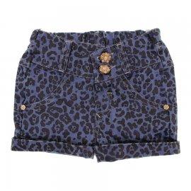 Imagem - Shorts Jeans Infantil Oncinha  - 6336 Shorts Jeans Oncinha