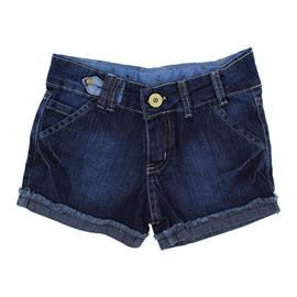 Shorts Jeans Infantil Feminino Mini Girls - 8363