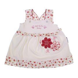 Vestido de Bebe Menina Floral 2897