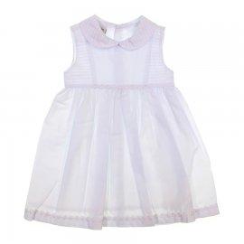 Imagem - Vestido de Bebê para Batizado 6365 - 6365-Flores