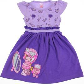 Imagem - Vestido de Bebê Penélope Charmosa - 6568-roxo