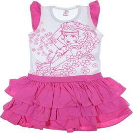 Imagem - Vestido Infantil Penélope Charmosa 6523 - 6523-rosa