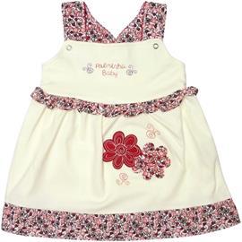 Vestido de Bebe Menina Floral