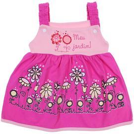 Vestido de Bebê Palminha 6194