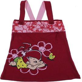 Imagem - Vestido Infantil Pedrita - 6540-vermelho