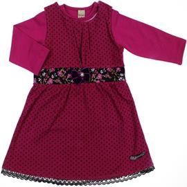 Vestido Infantil - Bonnemini 6676