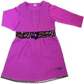 Imagem - Vestido Infantil - Bonnemini 6676 - 6676-pink