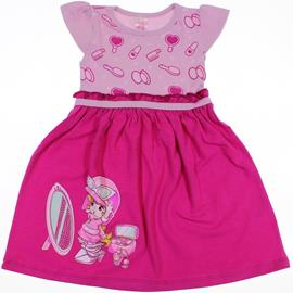 Imagem - Vestido de Bebê Penélope Charmosa - 6568-pink