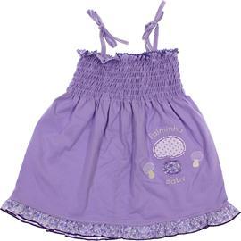Vestido para Bebê Cogumelo 6225