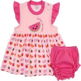 Vestido de Bebe Tutti Frutti - cod. 5892