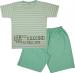 Pijama Infantil Manga Curta - Cod. 6386 2