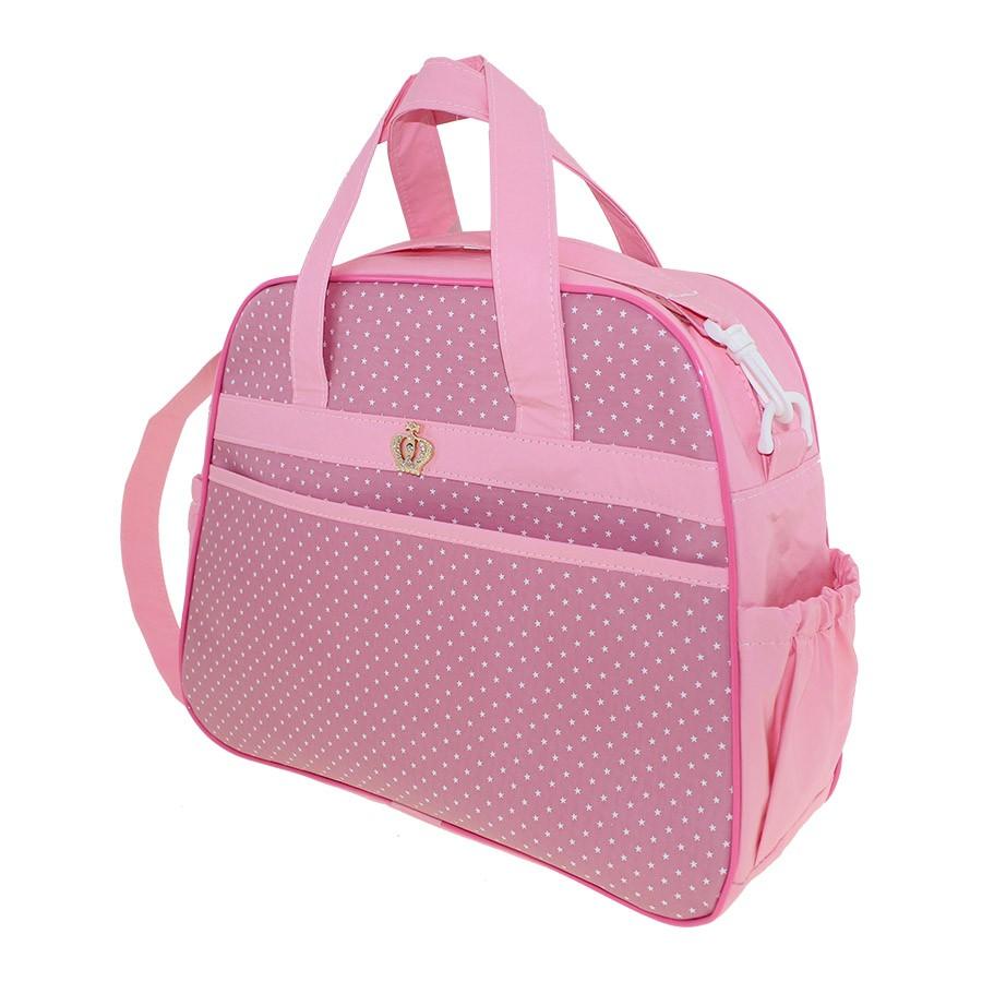 13eda31a151 Bolsa de Bebê Menina Pequena Rosa 9778