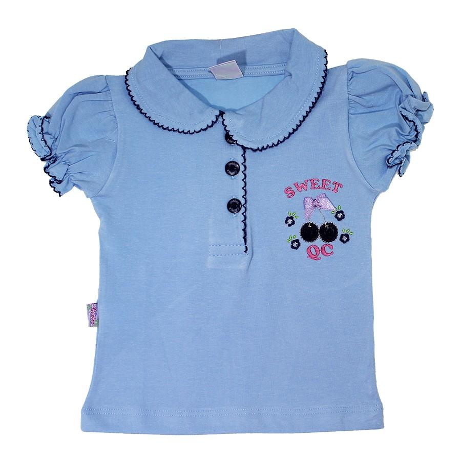 713a9edd051af Camiseta Infantil Sweet 3548