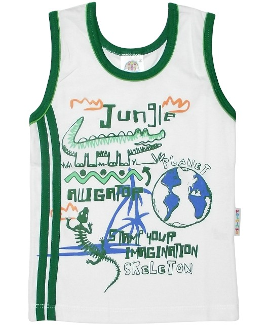 Camiseta Regata Infantil Alligator - Cod. 4848  3577154718c