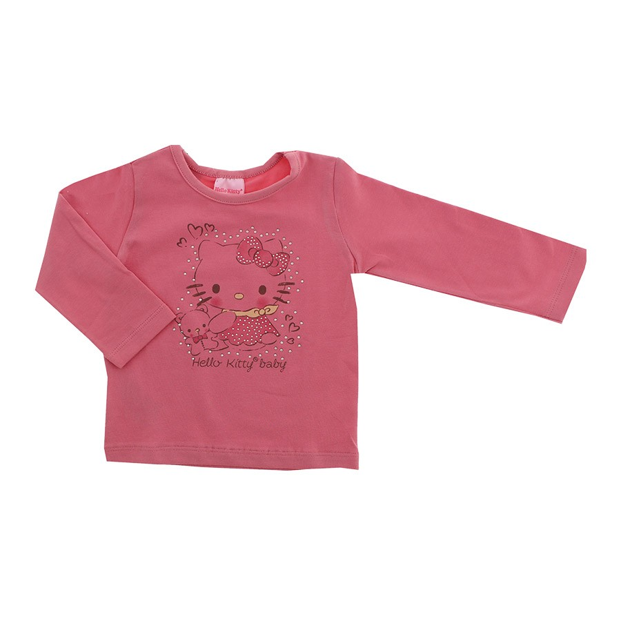 92feca366e Camiseta Infantil Hello Kitty cod. 8269