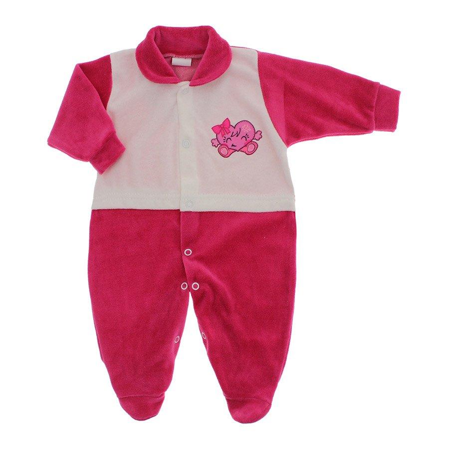 26d43f8932 Macacão para bebê de Plush Lapuko