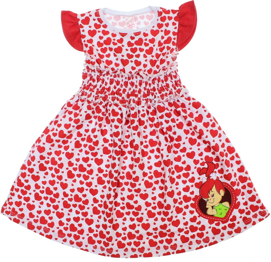 Vestido Infantil - Pedrita - 5869  1130e5f0821