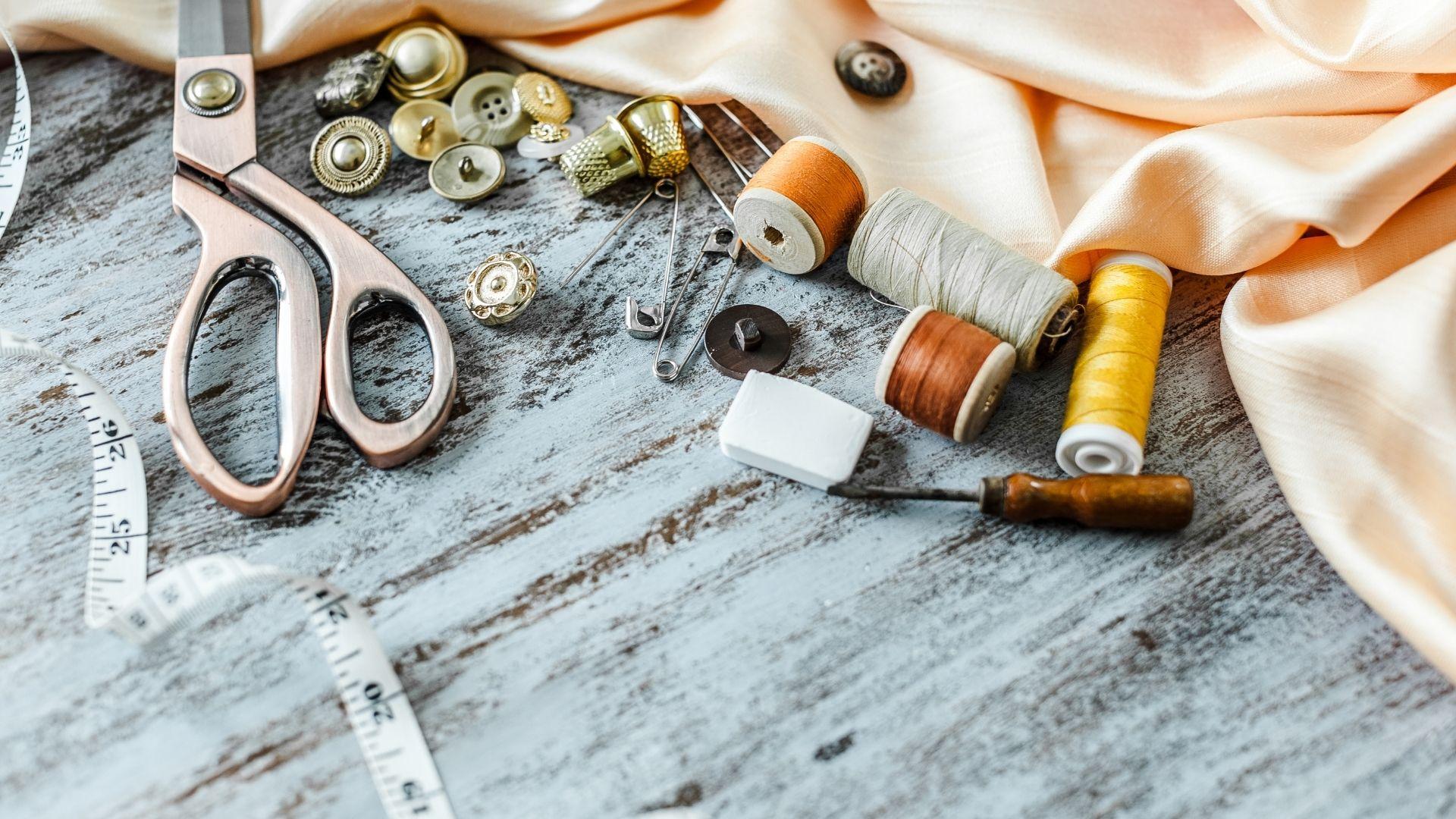 Imagem - Sobre corte e costura e Máquina de Costura para iniciantes
