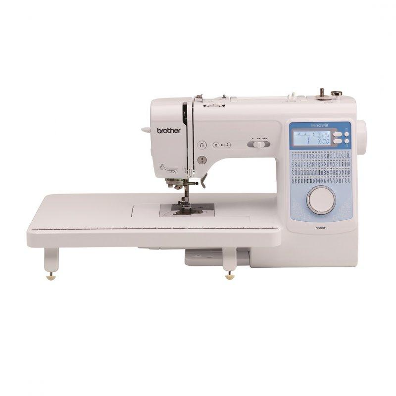 Máquina de Costurar Eletrônica Brother NS80TLDV Celmaquinas